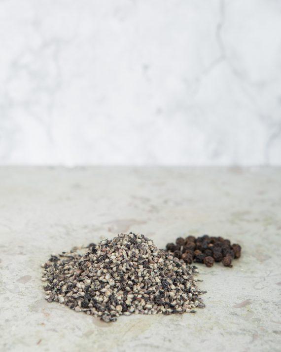 Svartpeppar 1,5-2,5 mm Eko